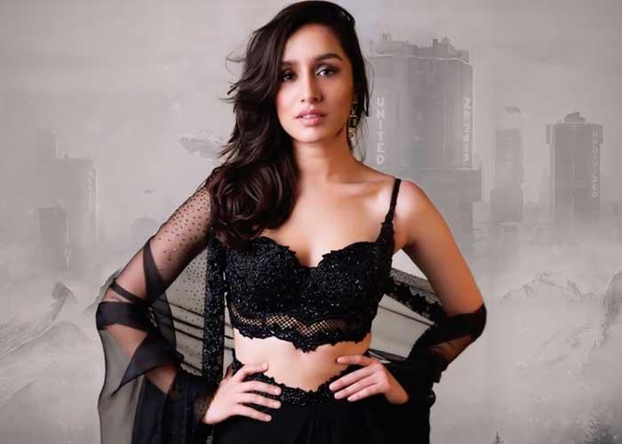 Shraddha Kapoor Black