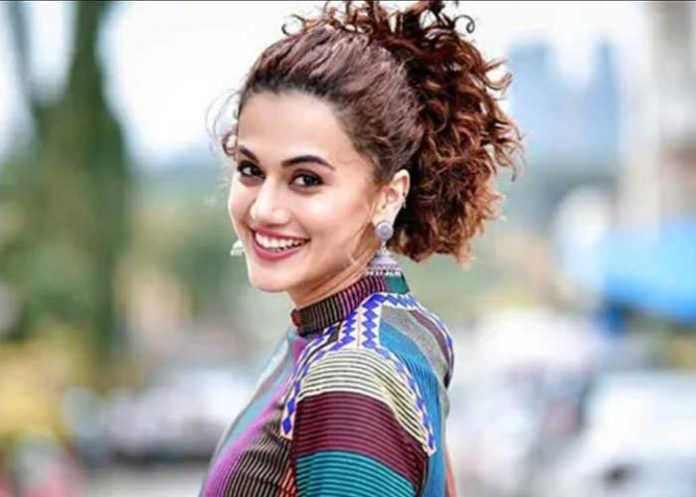 Taapsee Pannu are
