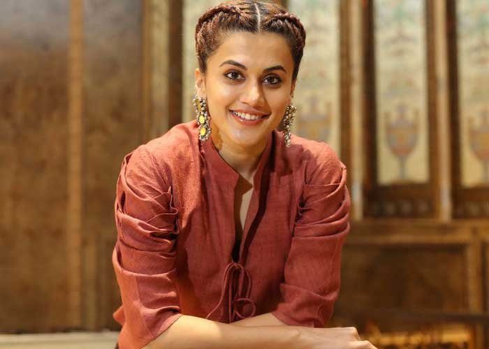Taapsee Pannu remain