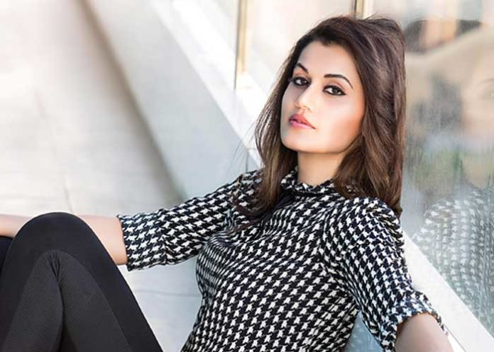 Taapsee Pannu urges