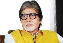 Amitabh Bachchan Yellow