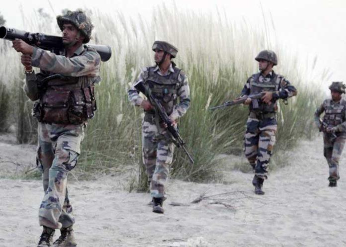 Army on Loc