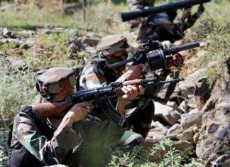 Border ceasefire LoC