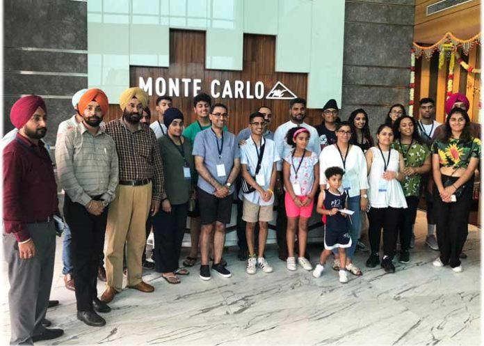 CYR Youth at Monte Carlo Ludhiana