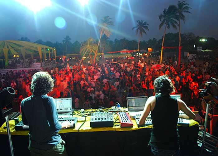 DJ in India