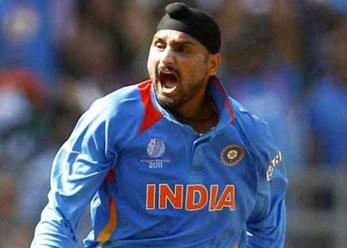 Harbhajan Singh Cricket