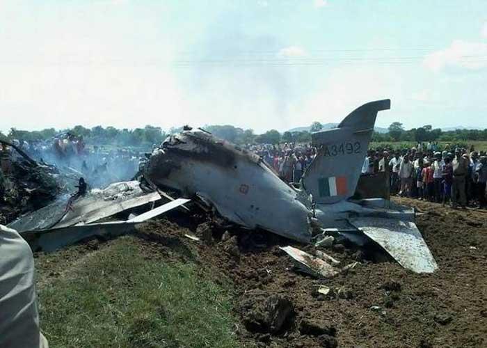 IAF Jet Crash Odisha