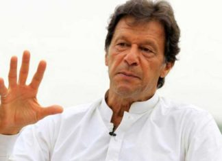 Imran Khan will