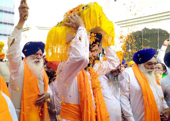 International Nagar Kirtan 2 Gurdwara Sri Nada Sahib