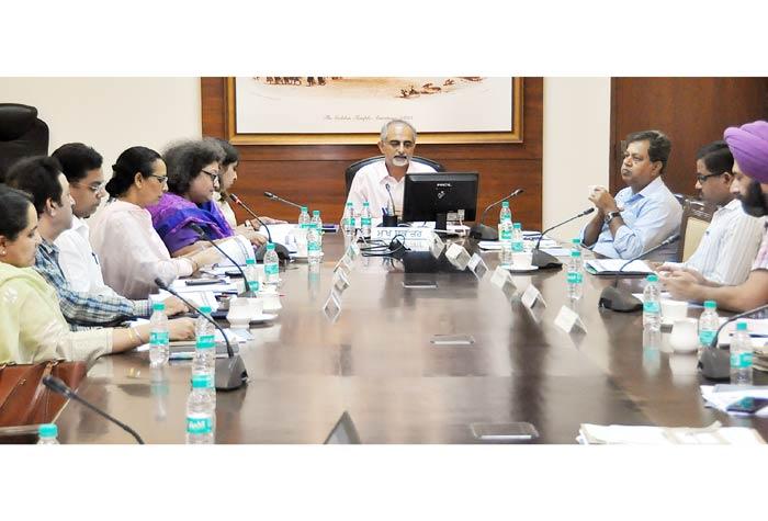Karan Avtar Singh Tandrust Punjab meeting