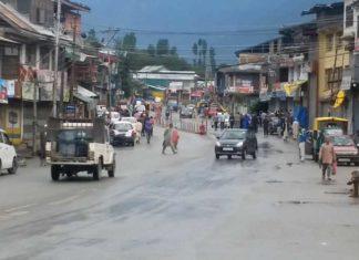 Kashmir Normalcy