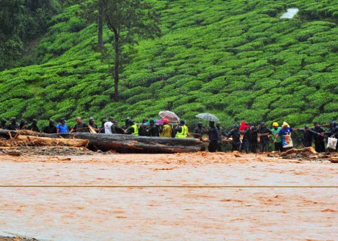 Kerala Rain Wayand 9Aug19