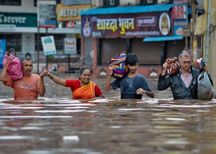 Maharashtra Sangli Flood 2019