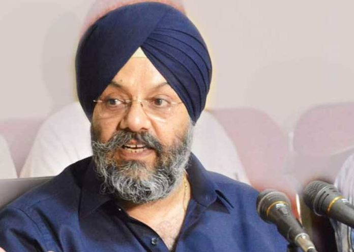 Manjit Singh GK Speaking