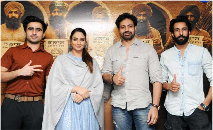 Mitti Virasat Babbaran Di Cast