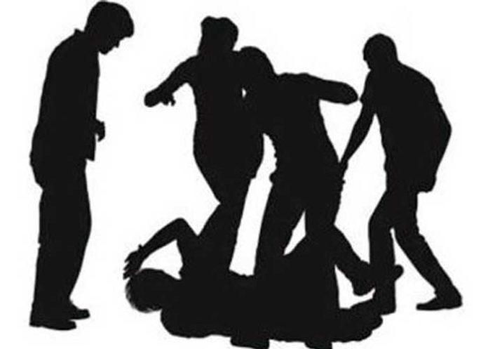 Mob Beating