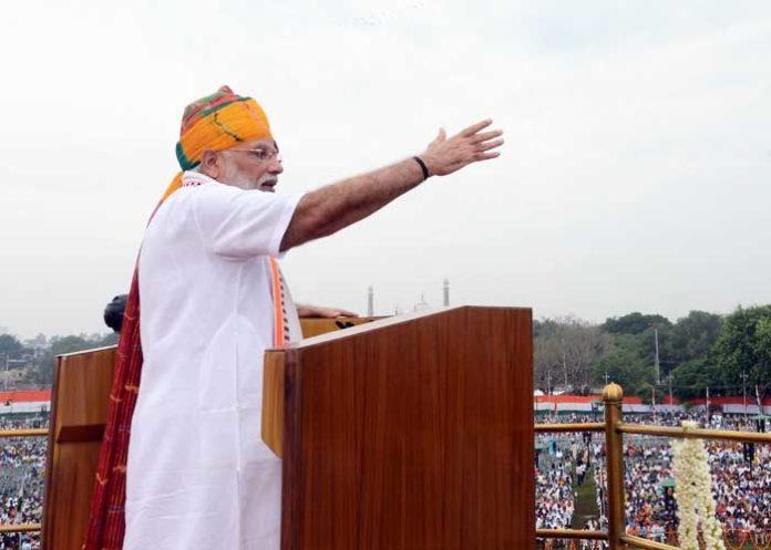Narendra Modi IDay 2019 Speech