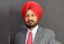 Principal Budh Ram