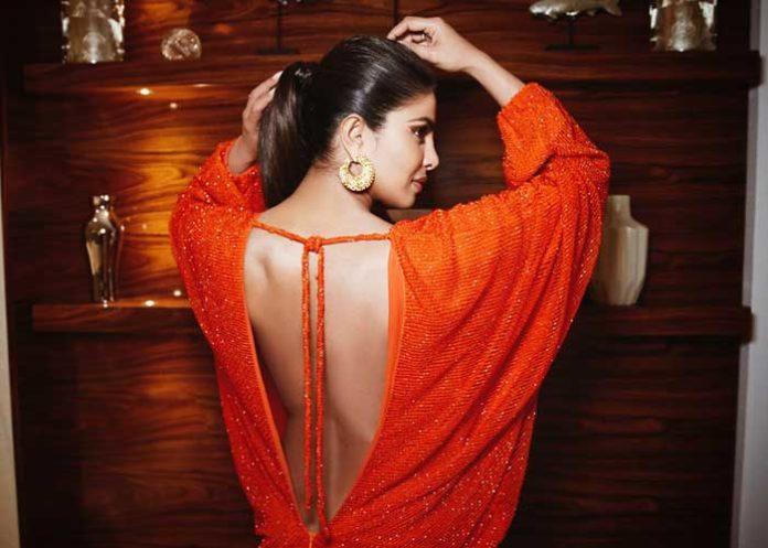 Priyanka Chopra Orange
