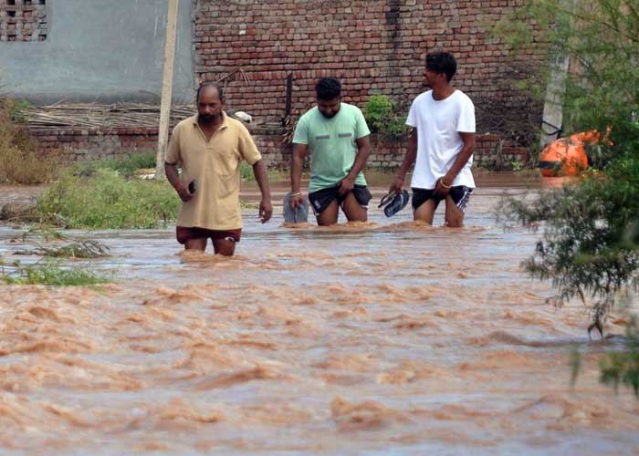 Punjab Flood 2019