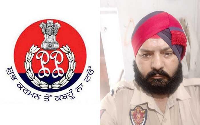 Punjab Police Rashpal Singh