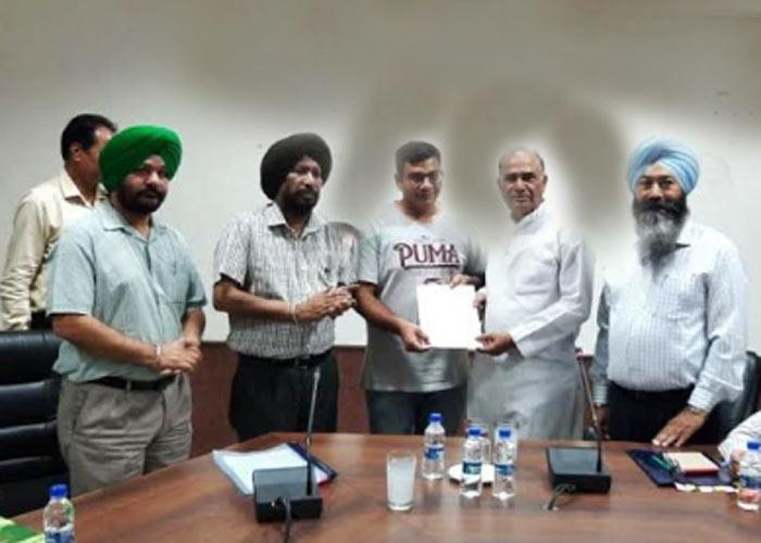 Punjab SC Corporation provide loan Sood 1