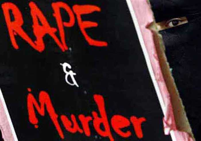 Rape and murder