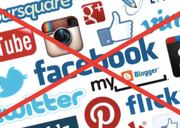 Social Media Blockade