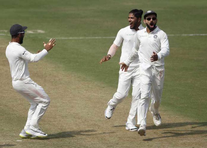 Test Cricket India