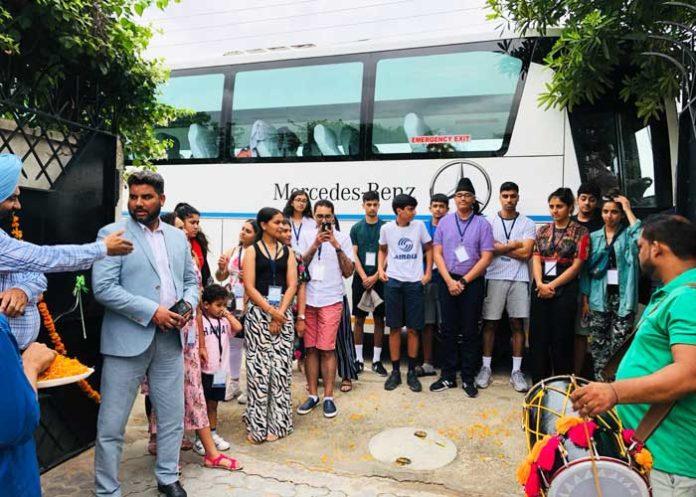 UK CYR Youth Delegation Jalandhar