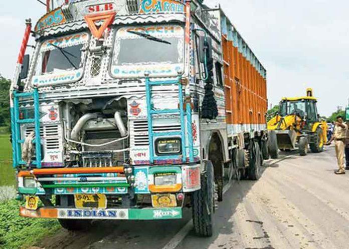 Unnao Rape victim Accident Truck