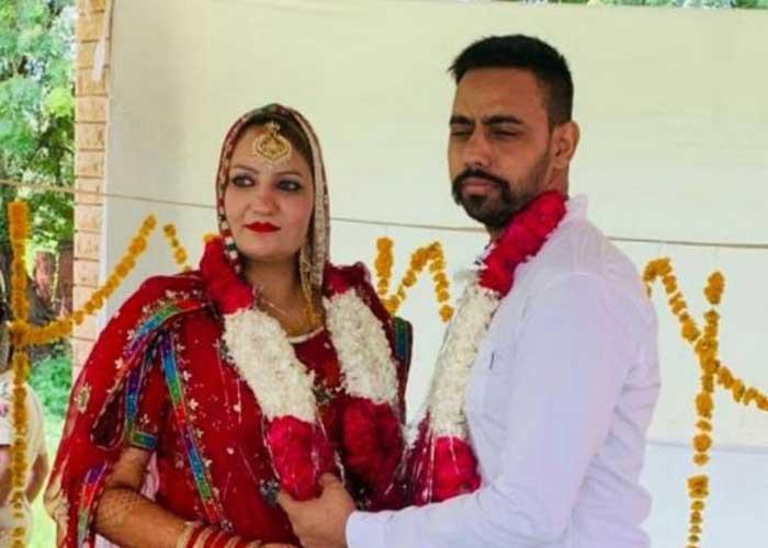 Vikramjeet Singh Gurjeet Kaur marriage