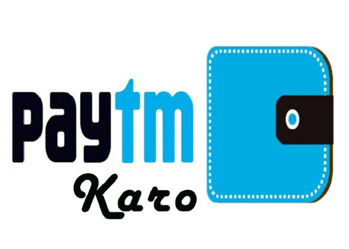 paytm wallet Karo