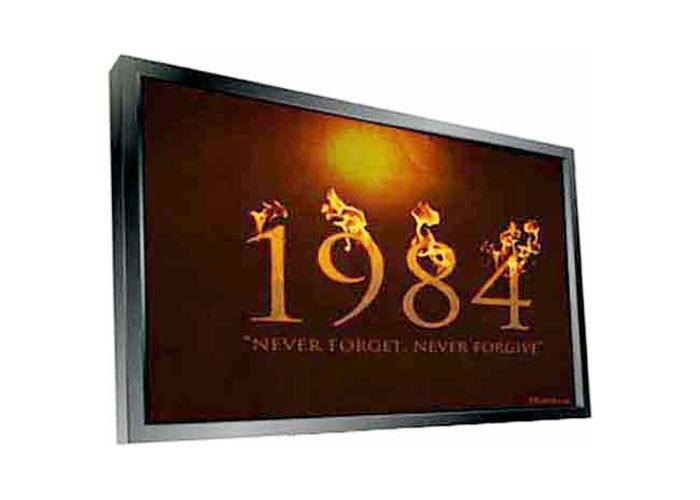 1984 Sikh Riot TV Logo