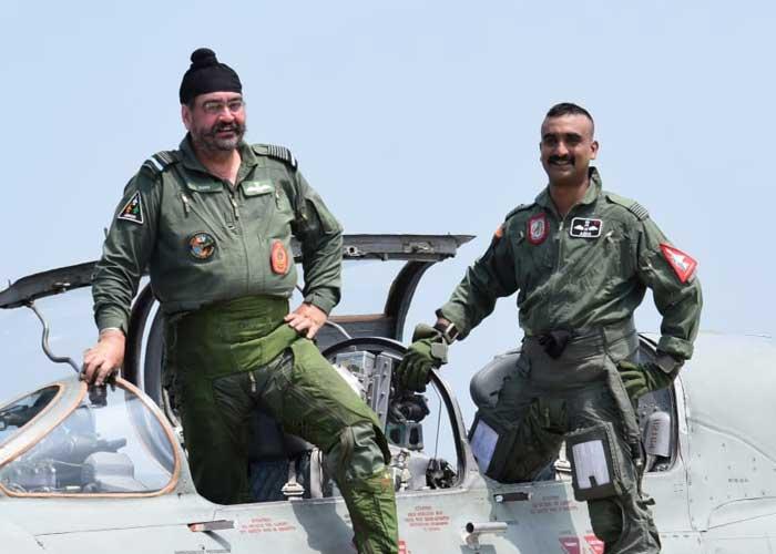 Abhinandan BS Dhanoa MiG 21