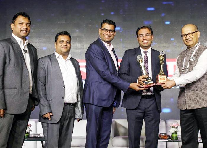 Aman Mittal honoured ASMA Awards in Mumbai