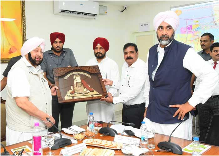 Amarinder Manpreet Channi in Sultanpur Lodhi
