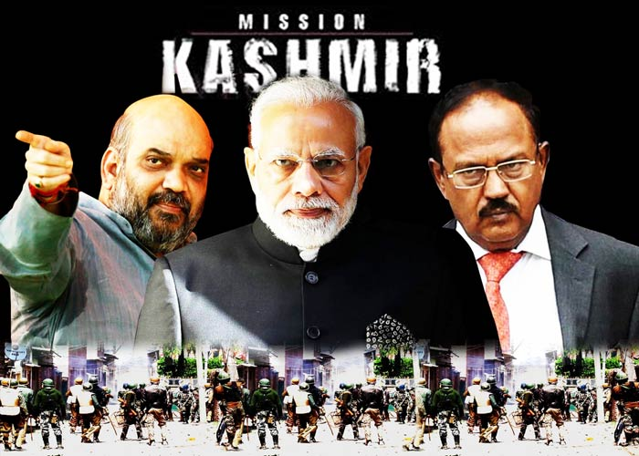 Amit Shah Modi Mission Kashmir