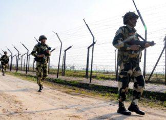 BSF Indo Pak border