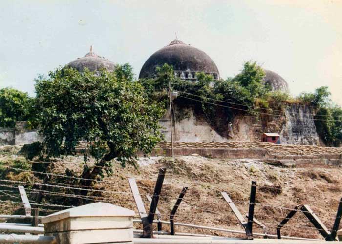 Babri Masjid Old Pic