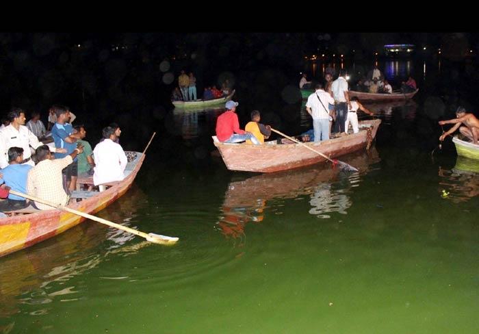 Boat tragedy