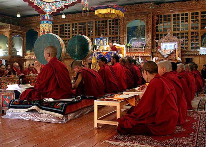 Buddhist Monks Ladakh
