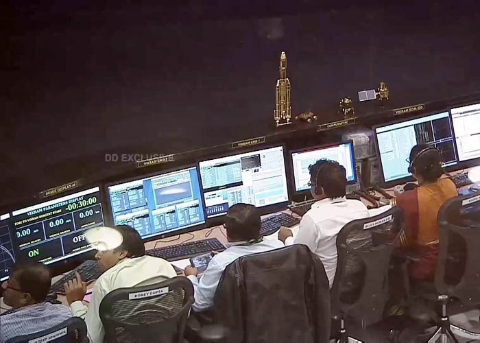 Chandrayaan2 Scientists team