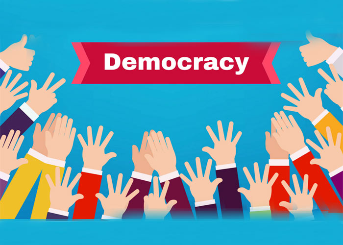 Democracy logo
