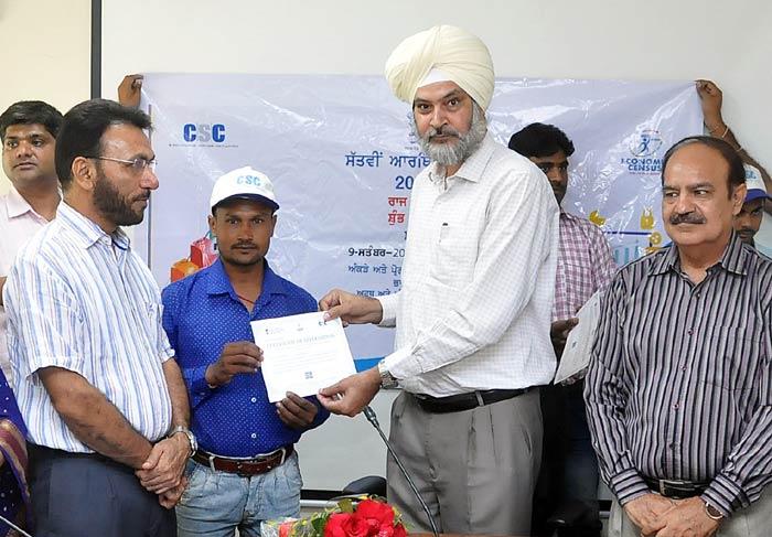 Economic Census kick starts in Punjab