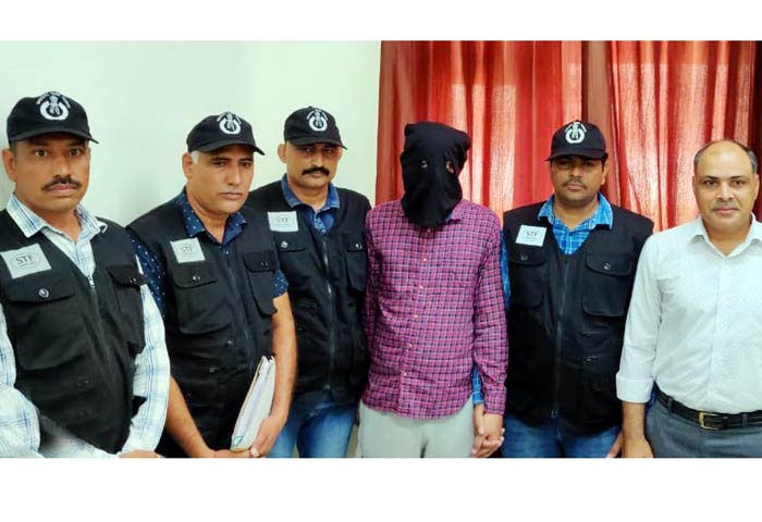Haryana STF arrests sharp shooter