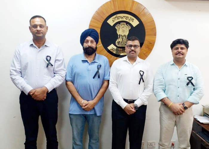 Hoshiarpur PCS team