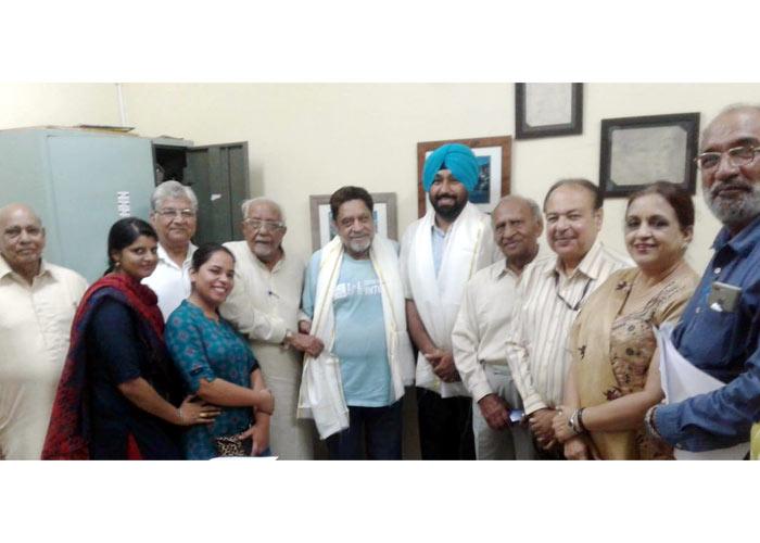 IC Nanda Birthday Punjabi Theatre Day