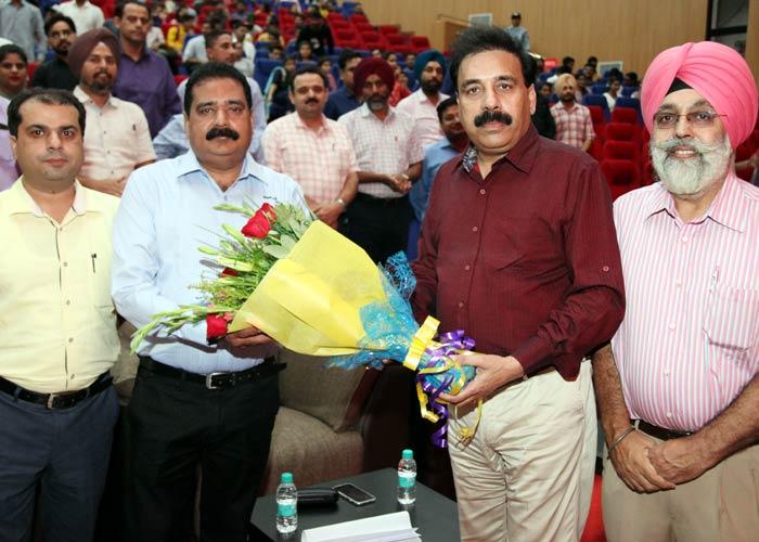 IKGPTU Ajay Kumar Sharma TeachersDay