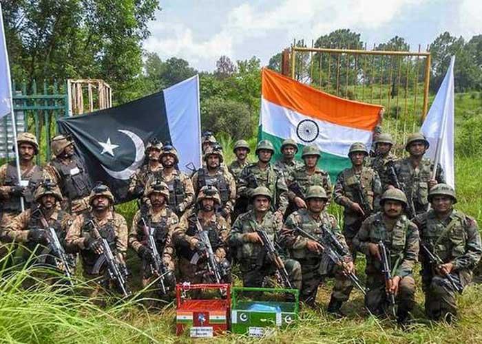 India Pakistan Army